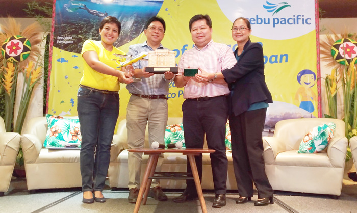 Cebu Pacific now flies to Dumaguete and Tacloban from Davao + Flight Schedule