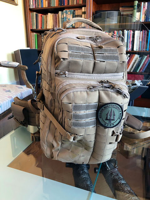 First Tactical Tactix 0.5 day backpack