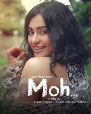 #instamag-adah-sharma-confirms-short-film-moh