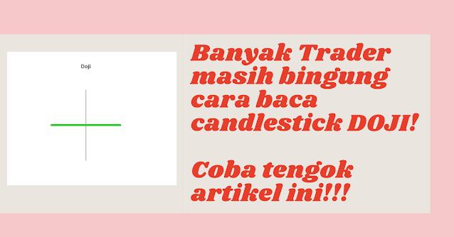 Jenis Candlestick Doji