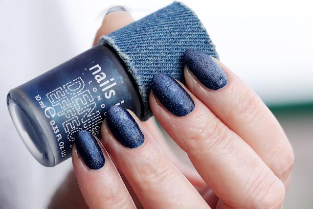 Nails INC Denim Effect