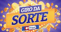 Promoção Giro da Sorte Drogal Farmácias
