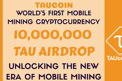 Airdrop Taut Coin (TAUT) 2019 Android / PC