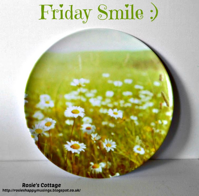 Friday Smile - Daisies