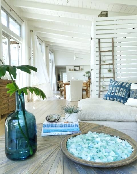 Seaglass Decor Ideas