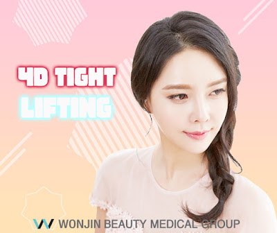 4D Tight Lifting, Another Level of Face Contouring Korea