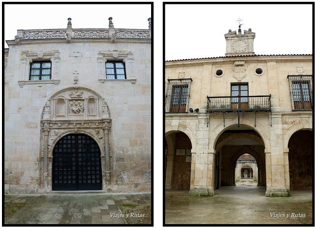 Hospital del rey, Universidad de Burgos