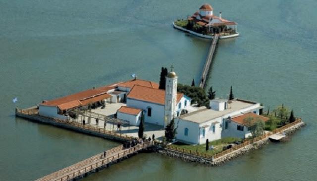 Το ωραιότερο μοναστήρι της Ελλάδας