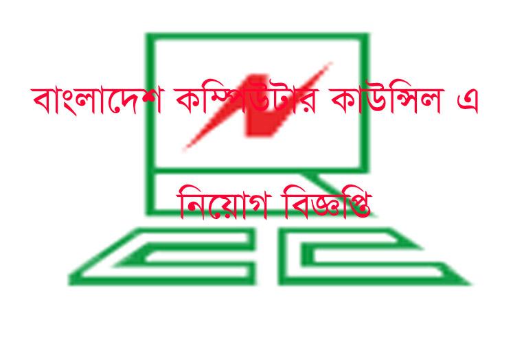 Bangladesh Computer Council New Job Circular 2020