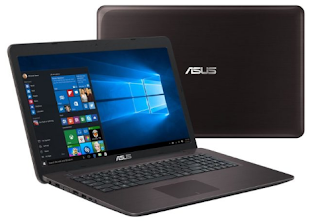 ASUS K756UJ Windows 10 64bit Drivers