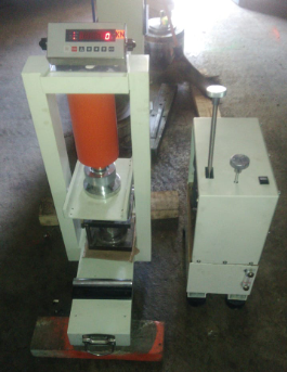 Hydraulic Concrete Beam Testing Machine Electric