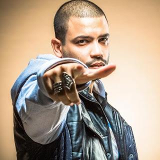 Rapper Projota é atração em Feira de Arte e Cultura no bairro Jaraguá, periferia de São Paulo