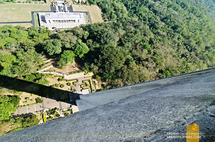 Mount Samat Dambana ng Kagitingan Viewing Deck