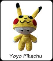 Yoyo Pikachu