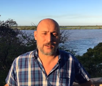 Eugenio Magliocca y el Paraná