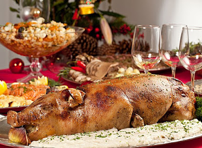 Етикет: съвети за сервиране на празничната маса на Коледа и Нова година