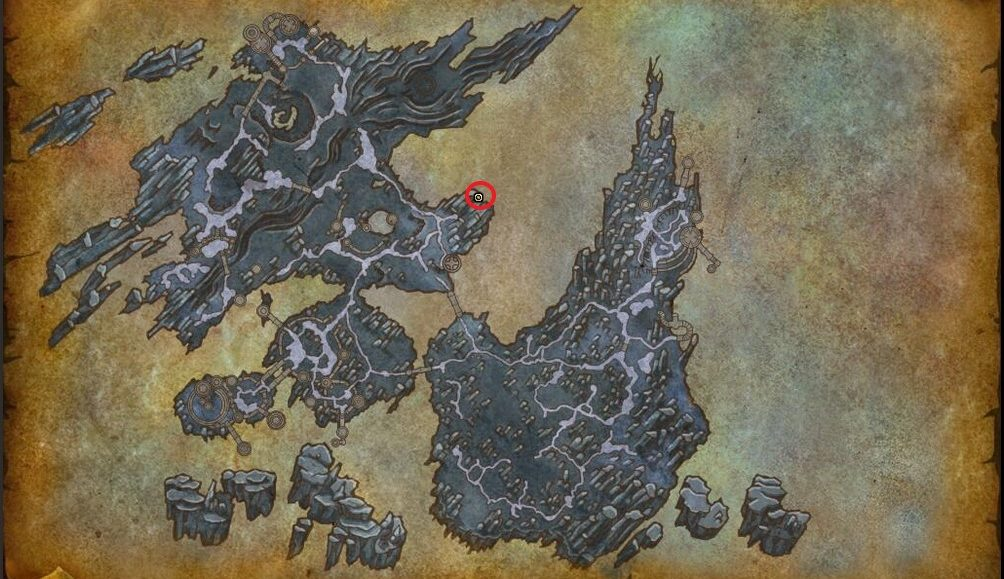 How to Unlock Torghast in World of Warcraft: Shadowlands Map
