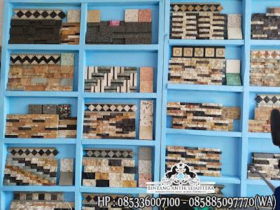 Dinding Batu Alam, Wall Cladding Batu Alam, Wall Cladding Exterior