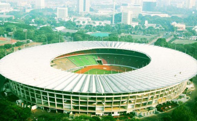 Lapangan Sepakbola Gelora Bung Karno