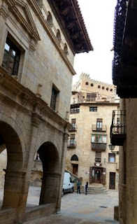 Ayuntamiento de Valderrobres.
