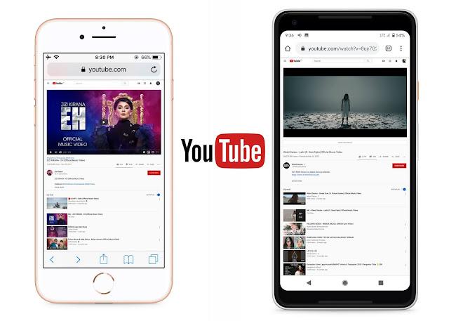 ara Mainkan Video Youtube Walaupun Skrin Di Tutup