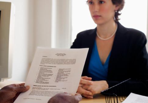 Contoh Surat Lamaran untuk Pekerjaan Sekretaris
