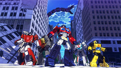 Transformers Devastation PC Game Free Download