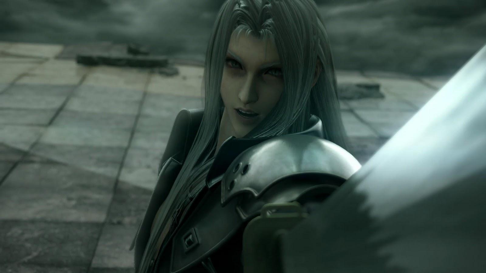 Final Fantasy 7 Wallpaper Qhd Wallpapers