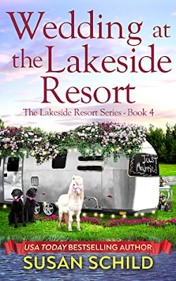 A Wedding at Lakeside Resort cover