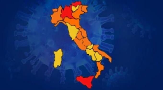 Zone rosse, gialle e arancioni: cosa si può e non si può fare