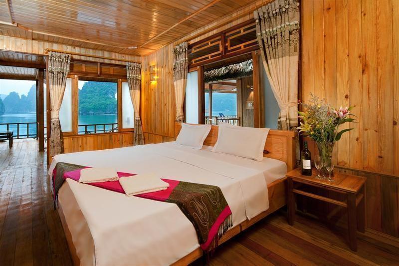 Cat Ba Sandy Beach Resort - khu nghỉ dưỡng, khách sạn tốt nhất Cát Bà