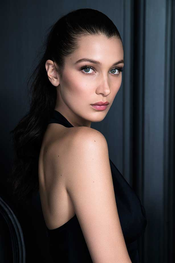 Bella Hadid is the New Face of Dior Makeup