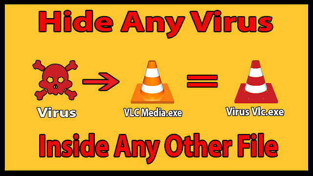 bind any virus inside any other file