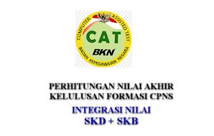 Begini Perhitungan Integrasi Nilai SKD + SKB untuk Kelulusan CPNS