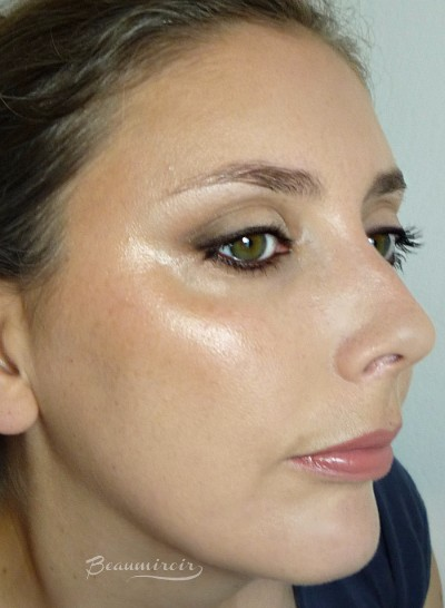 Review, photos, swatches of Lancome Glow Subtil Silky Creme Highlighter