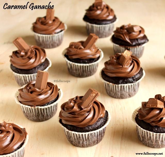 Caramel Ganache