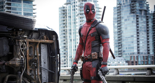 Dead pool - Film Review