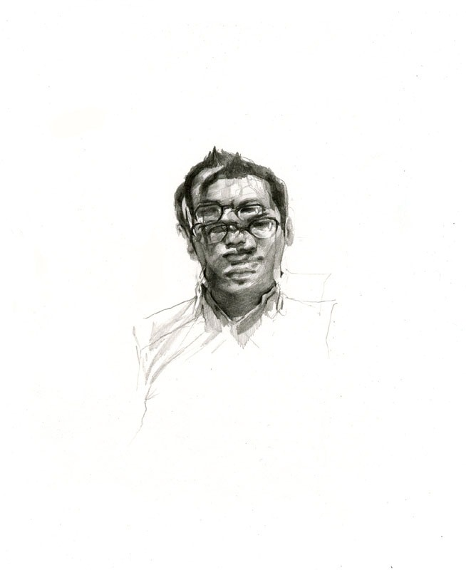 Рисунки Wesley Burt 5