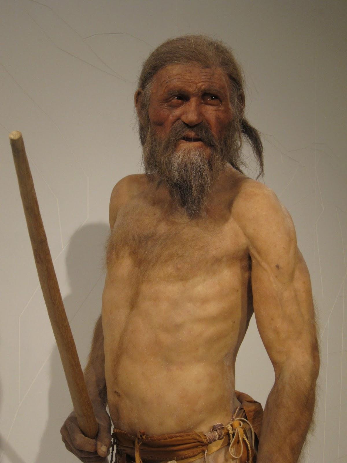 A LA RECHERCHE DE - IN SEARCH OF...: Copper Age Frozen Relic: Oetzi the  Iceman