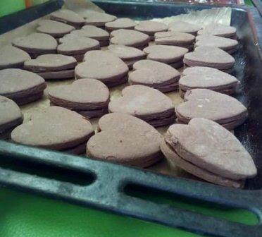 قلوب الشوكولاته صابلي بريستيج