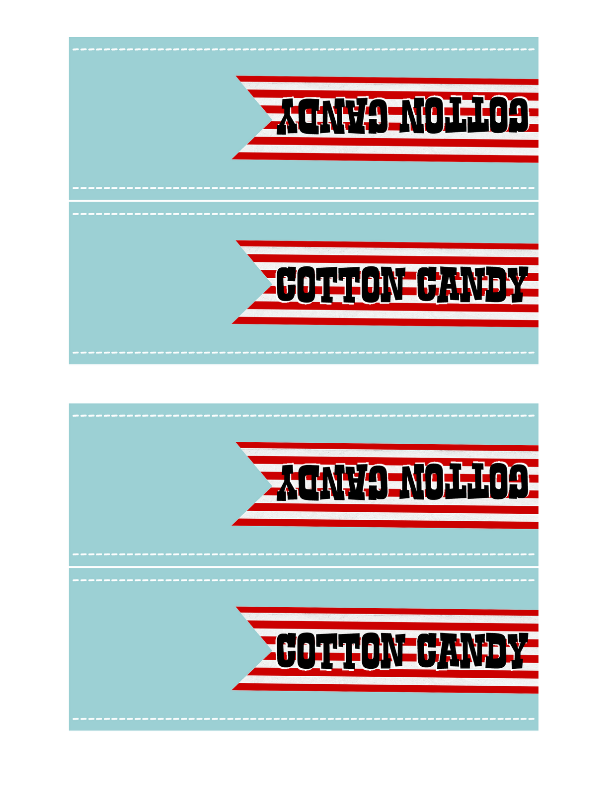Carnival Party Printable Freebies And Sneak Peaks