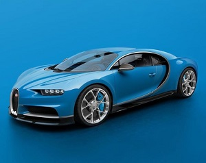 Bugatti Chiron Super Sport New Review design