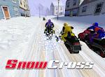 تحميل لعبة موتوسيكلات على الجليد Download SnowCross