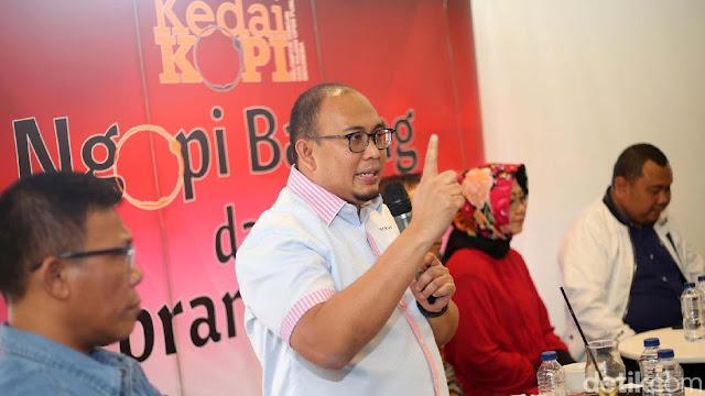 Rakyat Harus Sadar Sekeliling Jokowi Banyak Ditangkap KPK