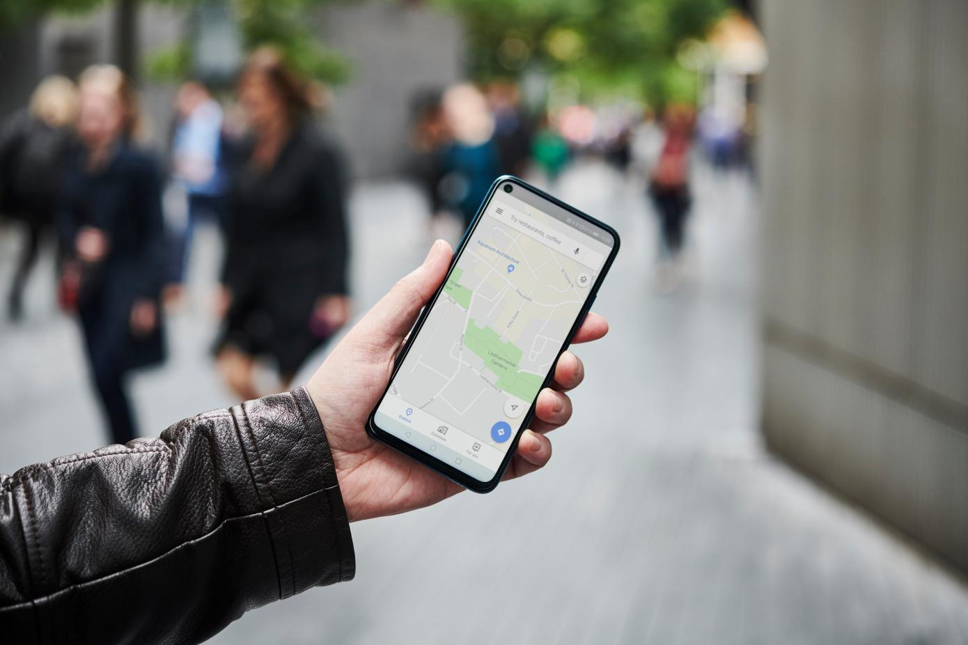 [Indirizzo digitale gratuito] Condividere la posizione da Maps con codice Plus