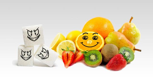 Rzuć cukier i nadal bądź szczęśliwym człowiekiem