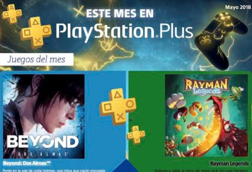 Se anuncian los juegos PlayStation Plus de mayo de 2018: Beyond Dos Almas entre ellos