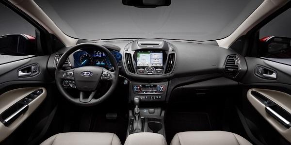Ford Escape / Kuga 2016