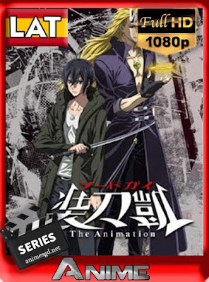 Sword Gai: The Animation: (12/12) Latino HD [1080P] [GoogleDrive] DizonHD
