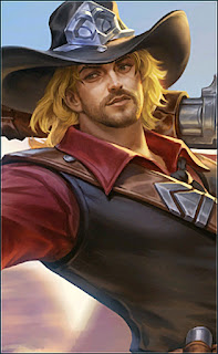 Clint Wild Wanderer Heroes Marksman of Skins V3